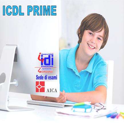 ICDL PRIME (ragazzi e ragazze 11-16)