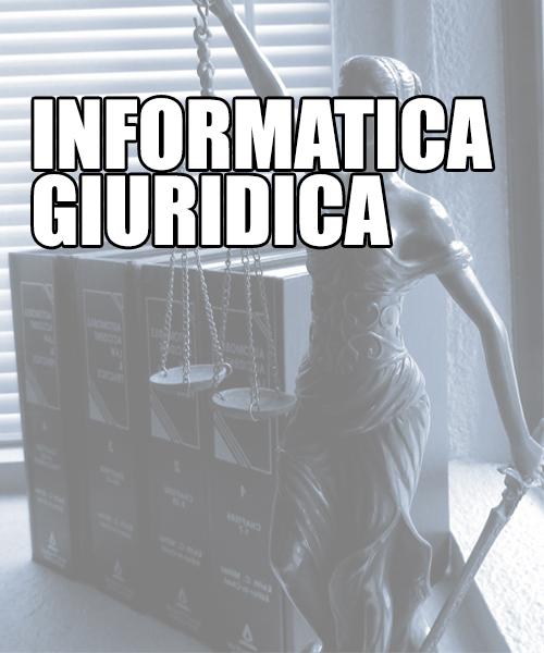 Informatica Giuridica (Diritto e ICT)